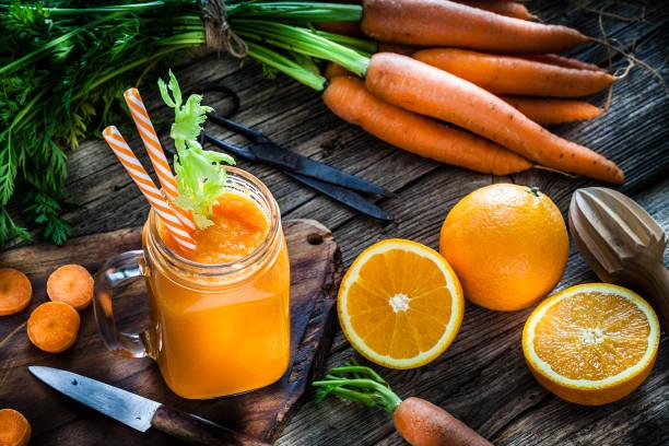 Oranges has Antioxidant properties