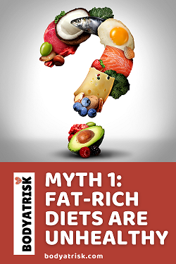 Fat-Rich Diets Are Unhealthy