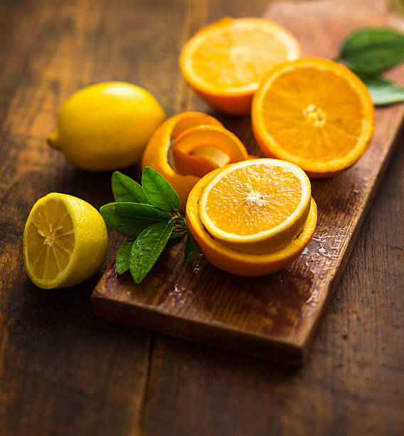 Oranges as a way to prevent anemia