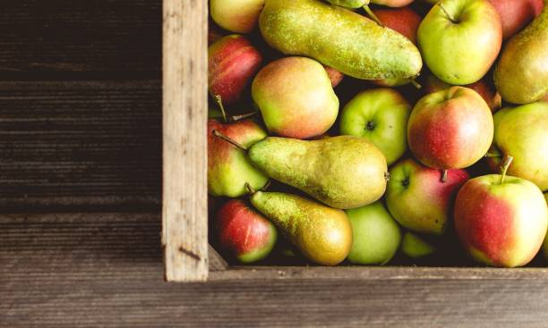 Core fruits - Apple and Pear