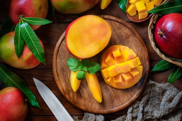 Mango - High-carb fruit