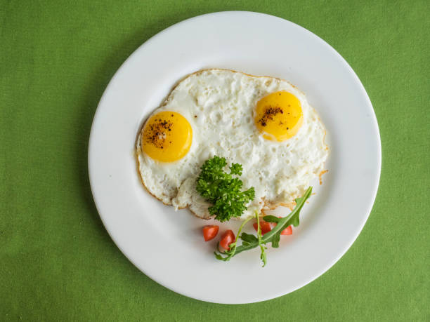 Eggs - Sunny Side Up
