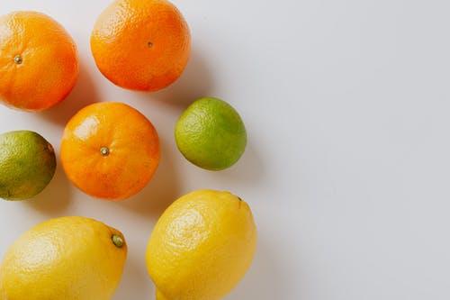 categories of fruits - Citrus Fruits