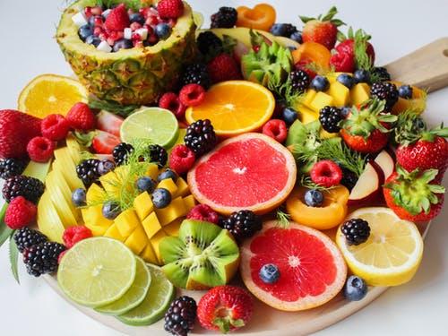 fruits provide lot of energy