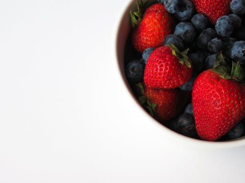 types of fruit - berries