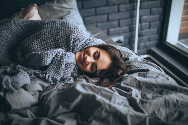 moderate amount of sleep