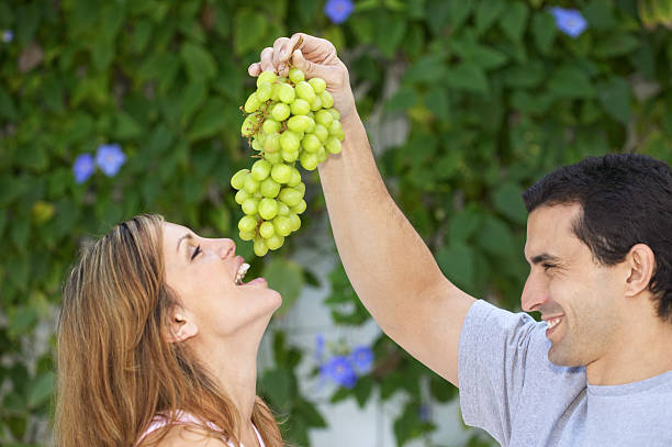 Grapes Health Benefits - source of antioxidants