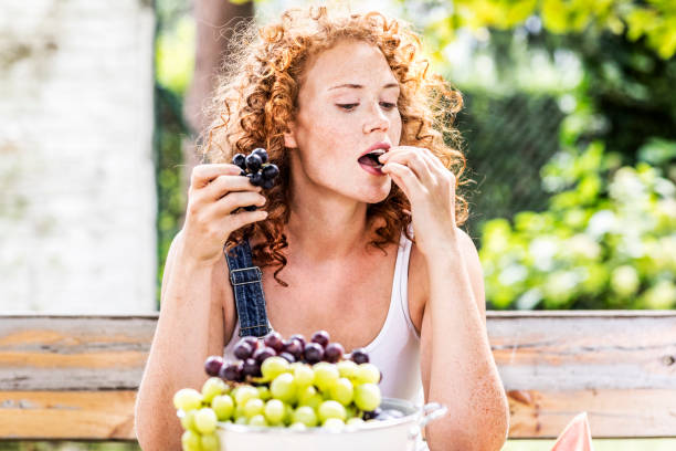 Eating Grapes decrease Inflammation