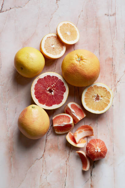 Types of Grapefruits